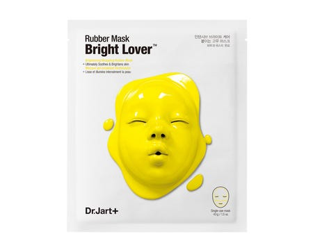 Bright Lover Rubber Mask