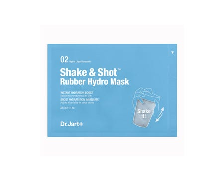 Shake & Shot Rubber Hydro Mask