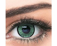 Bella Elegance Green - pack of 2 lenses