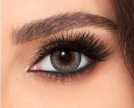 Freshlook ONE-DAY - Mystic Gray - 30 lenses