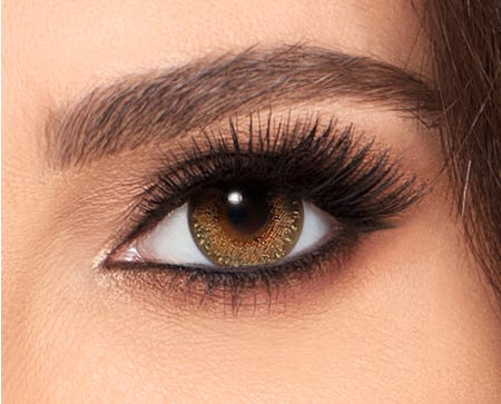 Freshlook ONE-DAY - Mystic Hazel - 30 lenses