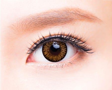 FreshKon Colors Fusion Glinting Brown - 2 lenses