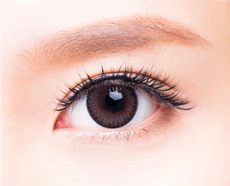 FreshKon Alluring Eyes Mesmeric Black - 2 lenses