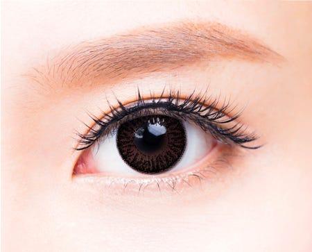 FreshKon Alluring Eyes Mystical Black - 2 lenses
