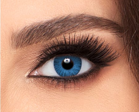 Freshlook COLORBLENDS - Brilliant Blue - 2 lenses