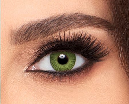 Freshlook COLORBLENDS - Gemstone Green - 2 lenses