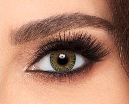 Freshlook COLORBLENDS - Green - 2 lenses