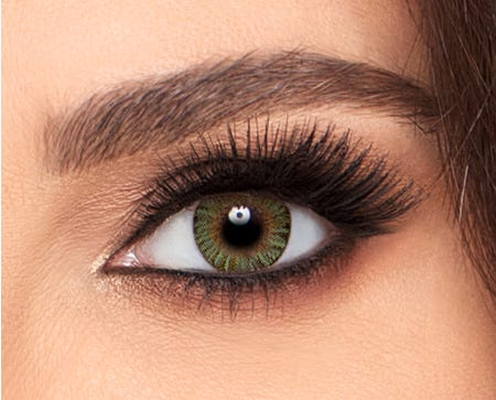 Freshlook ONE-DAY - Green - 30 lenses