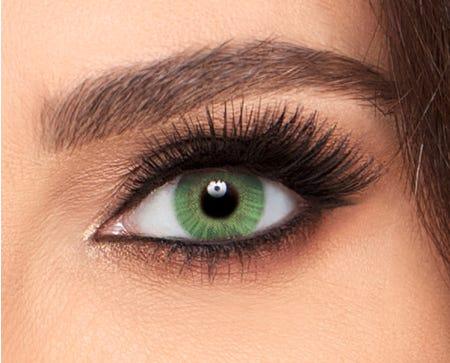 Freshlook COLORS - Green - 2 lenses