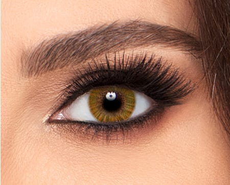 Freshlook COLORS - Hazel - 2 lenses