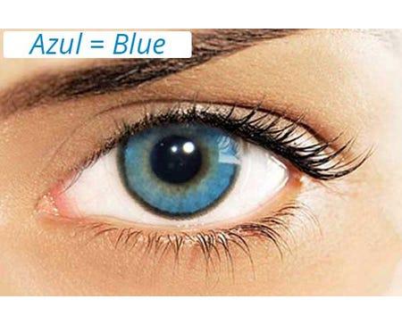 Hidrocharme Azul - by single lens