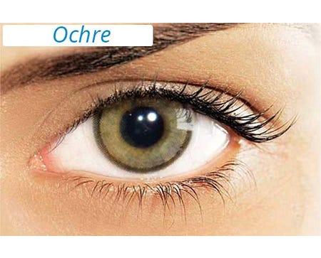 Hidrocharme Ocre - by single lens