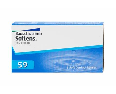 Soflens 59 - 6 lenses
