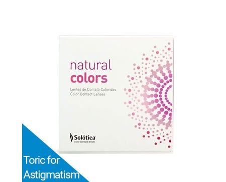 Solotica Natural Colors Toric For Astigmatism