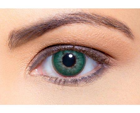 Solflex Natural Colors Monthly - Esmeralda - 2 lenses