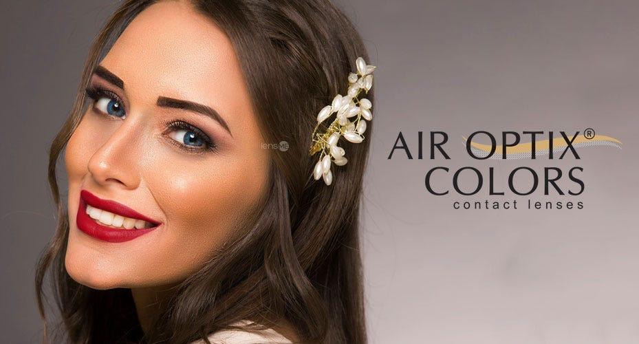 Air Optix Colors Colored Contacts