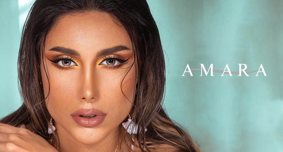 Amara Monthly Color Lenses