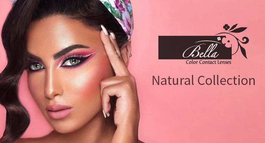 Bella Natural Colored Contacts