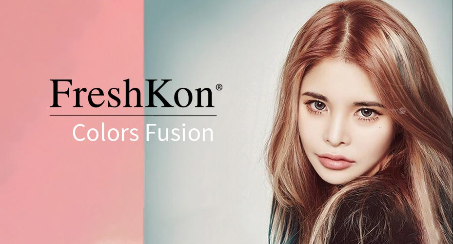 Freshkon Colors Fusion Colored Contacts