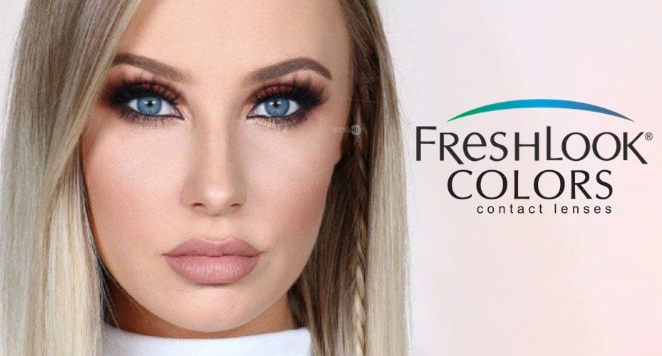 Freshlook Colors Colored Contacts