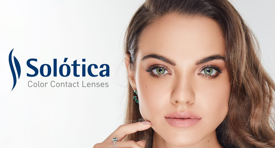 Solotica Colored Contacts