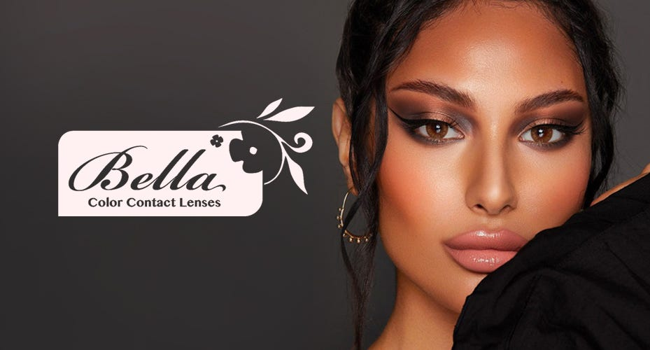 Bella One Day Colored Contacts