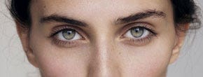 The Best Gray Colored Contacts - Our Five Favorite Gray Lenses