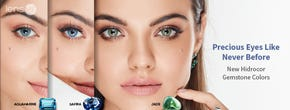 NEW Solotica Hidrocor Colors Inspired by Gemstones
