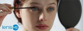Summer's Hottest Makeup and Colored Contact Lens Pairings